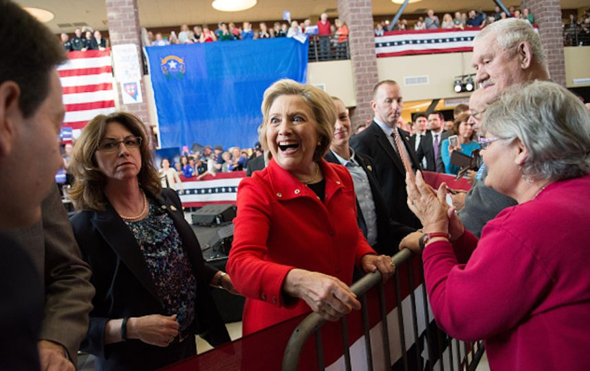 an analysis of hilary clintons speech at the ohio primary As hillary clinton delivered her victory speech tuesday night after she conceded the democratic primary to she went on to lose ohio.